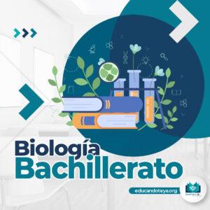 Biología Bachillerato